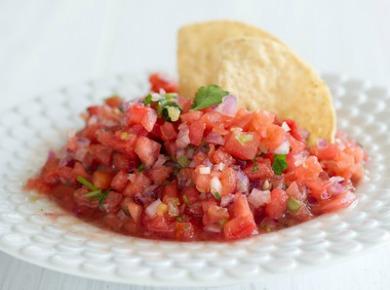 Tomato Salsa!