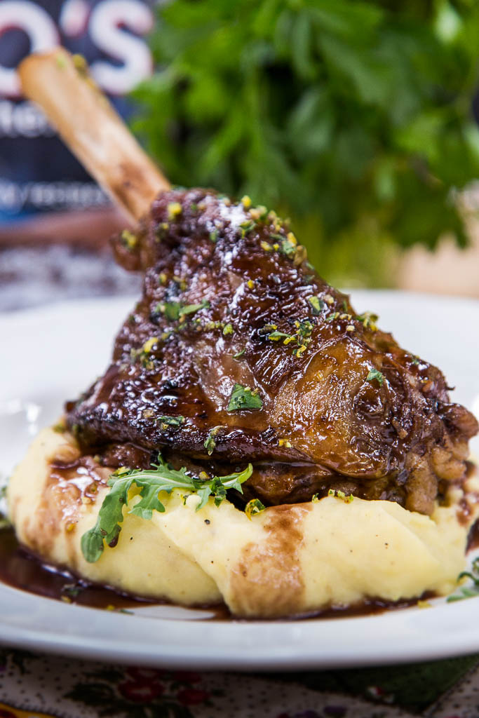 FALL OFF THE BONE LAMB SHANKS