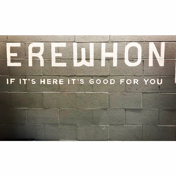 "EREWHON! ""FLOURISH MIND, BODY, SOUL GRANOLA"" IS RE-STOCKED AT EREWHON MARKETS!"
